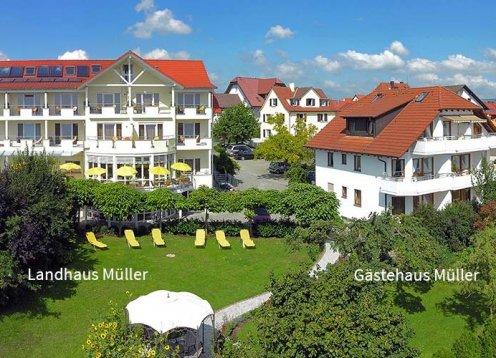 Landhaus Gästehaus Müller in Immenstaad am Bodensee Barrierefrei