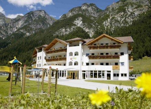Familienhotel Alpin in Ladurns im Pflerschtal Südtirol Barrierefrei