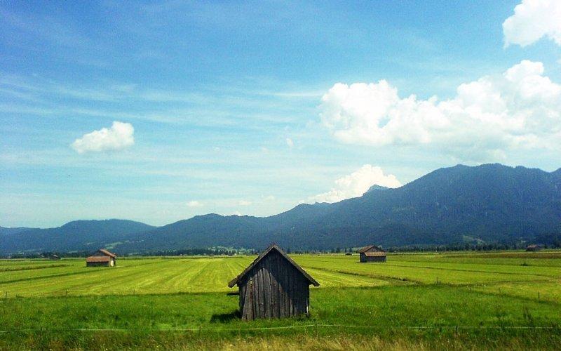 Urlaubsregion Bayern - Wohlfühlen und Entspannen