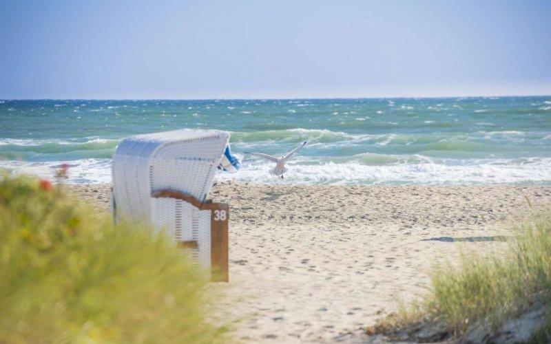 Urlaubsregion Ostseeküste Schleswig Holstein Barrierefrei